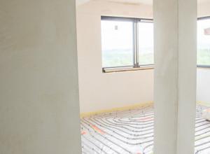 trasovanie podlahoveho vykurovania v 1sekcii na 6NP (6)